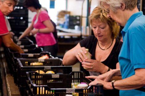 Proef Eet ondersteunt Voedselbank