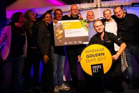 Beiaards Bistro winnaar Gouden Duyt 2017